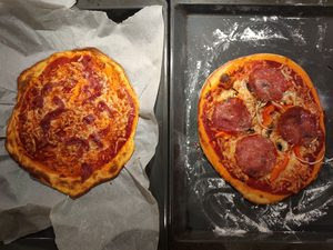 Keto Lupin Flour Pizza Crust: How To Make It Two Ways  (With Helpful Videos)!